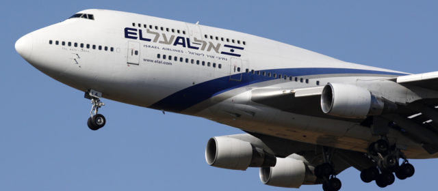 Mixed seating on El Al, and Jewish Senior Services