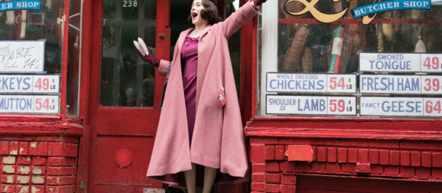 """The Marvelous Mrs. Maisel and """"the Holiday Season"""""""
